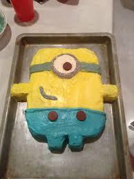 despicable me minion cake ideas 6383 despicable me minion