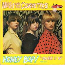 the corvettes 45cat and the corvettes honey bop shake it up bomp