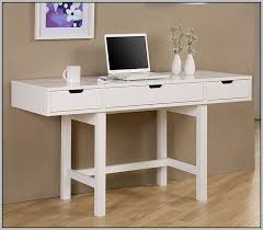 Narrow Computer Desks For Home Impressive Narrow Computer Desk Great Interior Design Ideas