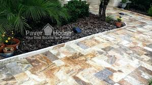 Diy Paver Patio Installation Fresh Paver Patio Cost Or Installing Patio Average Cost Of
