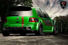 green volkswagen golf vwgolf explore vwgolf on deviantart