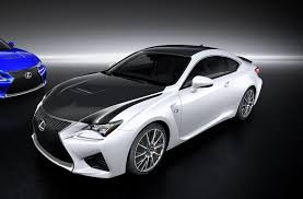 lexus rc 2015 lexus rc f carbon package review top speed