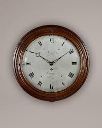 antique turret u0026 wall clocks the uk u0027s premier antiques portal