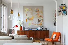 Living Room Wall Decoration How To Add The Wow Factor Through Modern Wall Art