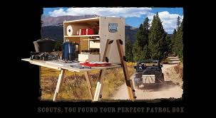 Camp Kitchen Box Plans by Outdoorsman Kit For Scouts Free Camp Kitchen Plans Take Your