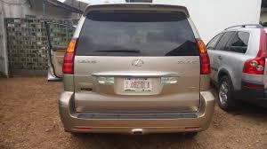 lexus for sale gx470 tokunbo 2004 lexus gx470 for sale 08023295044 autos nigeria