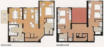 saratoga springs two bedroom villa floor plan u2013 meze blog