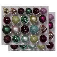 Glass Christmas Ornament Sets - 18ct fable glass christmas ornament set wondershop target