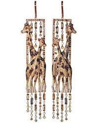 giraffe earrings best 25 giraffe jewelry ideas on giraffe necklace