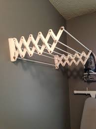 home design wall mounted clothes drying rack metal popular in