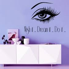 compare prices on style fashion quotes online shopping buy low sexy one of girls eye pattern wall mural home fashion styling art decor wall stickers vinyl