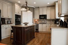 Oak Cabinets In Kitchen by Refinished Oak Cabinets Houzz