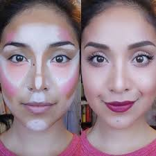 henna makeup henna contouring is the the top makeup trend and