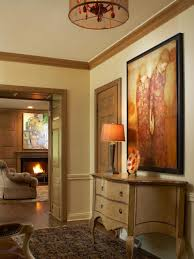 Foyer Room by Classic Meets Modern In This Chicago Living Room Tony Stavish Hgtv