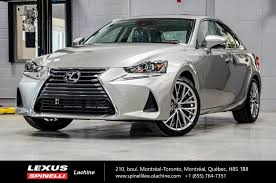 lexus of toronto used cars used 2017 lexus is 300 premium awd cuir toit camera for sale in