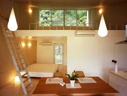 Small Home Design Ideas Metal Clad House With Wood Interior - Japanese home designs