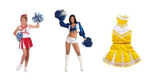 Halloween Costumes Cheerleaders 10 Cheerleader Costumes Halloween 2017