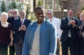 is get out scary not too much for wimps like me
