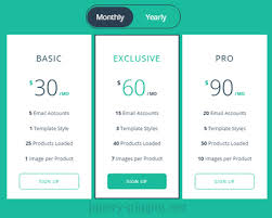 Css Responsive Table by Responsive Flip Pricing Table With Jquery And Css Jquery Plugins