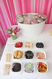 sundae bar toppings a roundup of 20 ice cream sundae bar ideas for summer parties