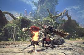 monster hunter launches worldwide 2018 polygon