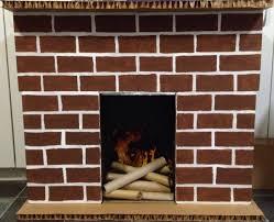 nice cardboard fireplace diy u2014 optimizing home decor ideas
