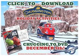 chuggington snow rescue winter collection arrives