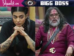 bigg 10 om swami says bani j is obsessed with his chest hair