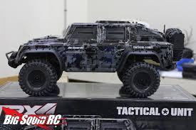 tactical jeep unboxing the traxxas trx 4 tactical unit big squid rc u2013 news