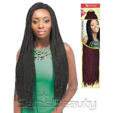 how many packs of expression hair for twists outre synthetic hair crochet braids x pression braid senegalese