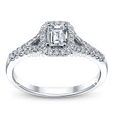 radiant cut engagement ring feel the elegance of elizabeth with this vintage radiant cut