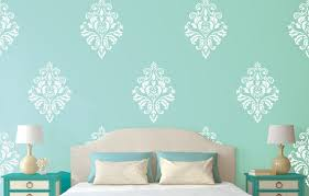 Bedroom Wall Paint Stencils Royale Asian Paints Wall Effect Designs Advice For Home Best Asian
