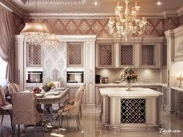 luxury kitchen lighting kitchen luxury classic photo kitchen design with white silver