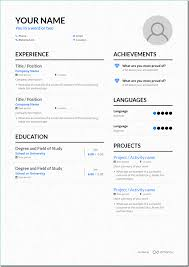 Best Online Resume Creator by Resume Maker Template Billybullock Us