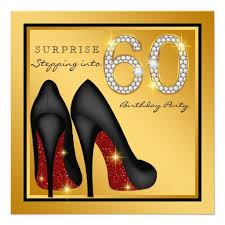 gifts for turning 60 for a woman birthday gifts ideas womans 60th birthday party card