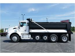 2015 kenworth dump truck 2015 kenworth t440 dump trucks for sale 14 used trucks from