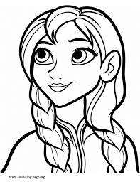 new frozen coloring pages coloring pages fablesfromthefriends