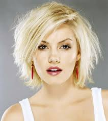 pictures on beautiful short haircuts for round faces undercut
