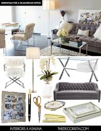 design essentials home office entrepreneuress 101 essentials for a modern glamorous office