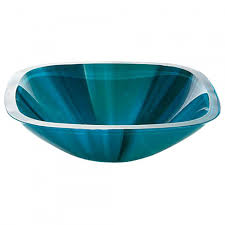 green glass vessel bathroom sinks glass wall hung sink signature hardware