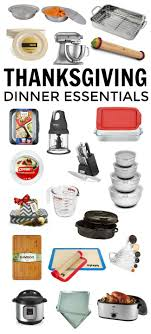 must thanksgiving dinner essentials this s