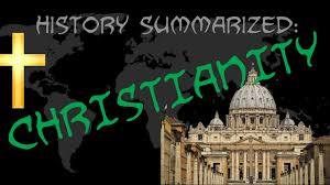 history summarized spread of christianity youtube