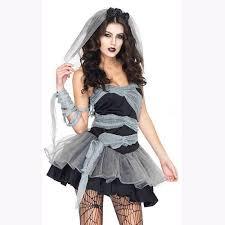 Halloween Princess Costumes Halloween Ghost Bride Vampire Witch Zombie Dark Princess