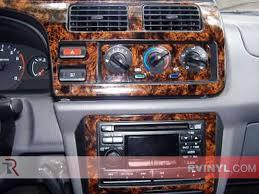 nissan frontier vinyl graphics nissan frontier 2001 dash kits diy dash trim kit
