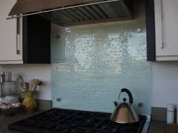 glass backsplashes for kitchens pictures frosted glass backsplash for kitchen with texture decolover