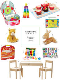 boxwood clippings archive gift guide toddler