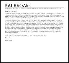graphic designer cover letter for resume gallery of freelance graphic designer cover letter sample