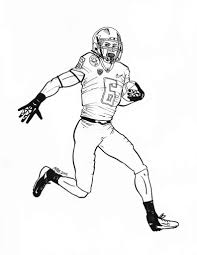 go back u003e images for u003e oregon ducks coloring pages football