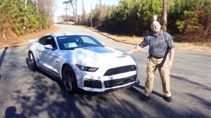 roush mustang stages tindol has the 2015 roush stage 2 mustang