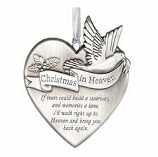 personalized remembrance ornaments ornaments